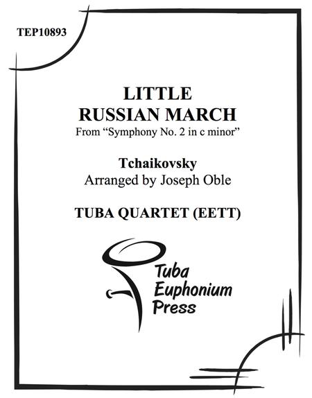 Little Russian March (from Symphony No. 2 in C Minor)