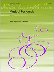 Musical Postcards (10 Saxophone Quartets From Around The World)