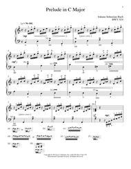 Prelude In C Major, BMV 924