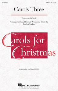 Carols Three