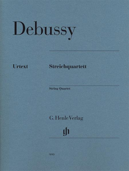 Claude Debussy - String Quartet
