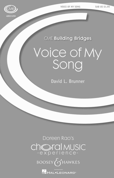 Voice of My Song