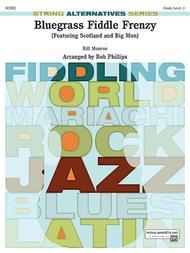Bluegrass Fiddle Frenzy