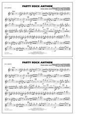 Party Rock Anthem - Bb Clarinet