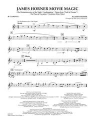 James Horner Movie Magic - Bb Clarinet 1