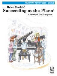 Succeeding at the Piano Theory and Activity Book, Grade 3