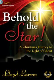 Behold the Star! - SATB Score with Performance CD