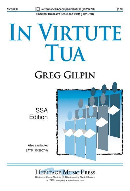 In Virtute Tua