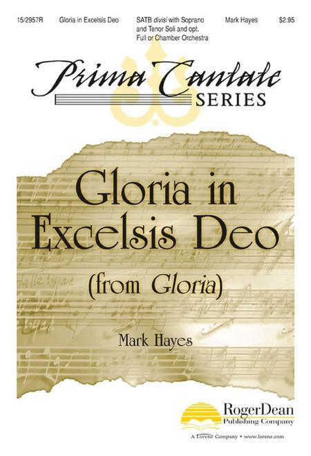 Gloria in Excelsis Deo (from