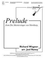 Prelude from Die Meistersinger von Nurnberg