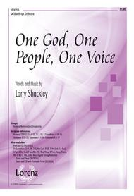 One God, One People, One Voice
