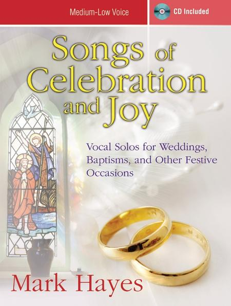 Songs of Celebration and Joy - Medium-low Voice