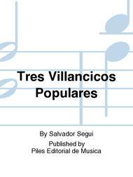 Tres Villancicos Populares