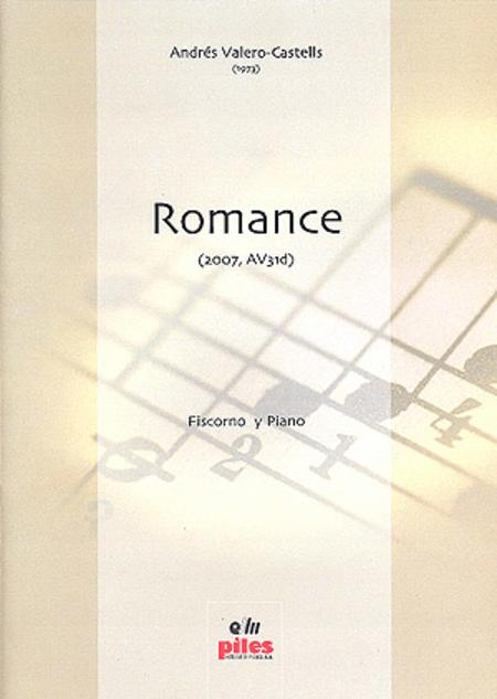 Romance. Fiscorno y Piano (2007 AV31d)
