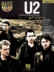 U2 (Bass Play-Along Volume 41)
