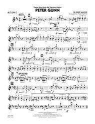 Peter Gunn - Alto Sax 2