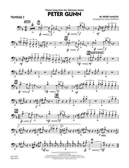 Peter Gunn - Trombone 2