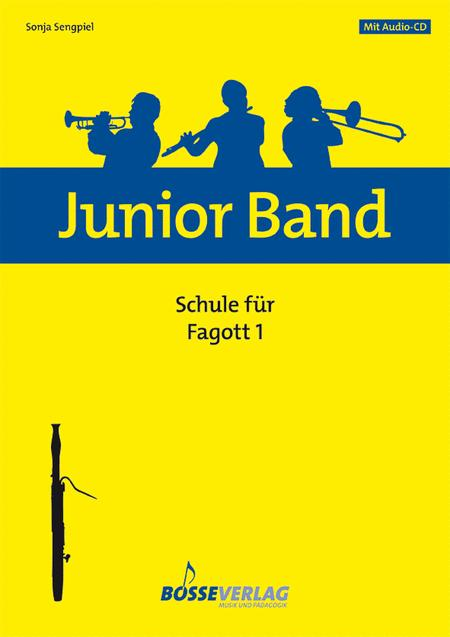 Junior Band Schule 1 for Bassoon