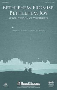 Bethlehem Promise, Bethlehem Joy (from Season of Wonders)