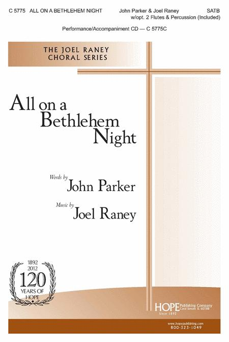 All On A Bethlehem Night
