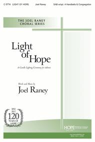 Light Of Hope: A Candle Lighting Ceremony For Advent