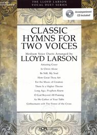 Classic Hymns for Two Voices, Vol. 1-Book and Accomp. CD