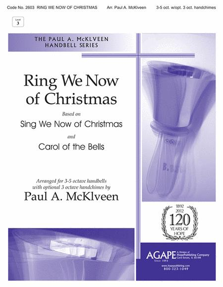Ring We Now of Christmas