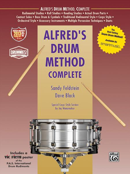 Alfred's Drum Method Complete
