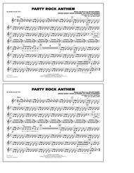 Party Rock Anthem - Bb Horn/3rd Bb Tpt