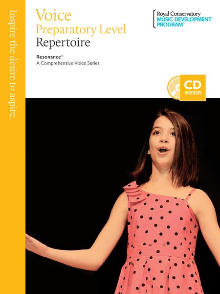 Resonance: Preparatory Voice Repertoire