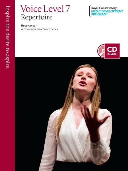 Resonance: Voice Repertoire 7