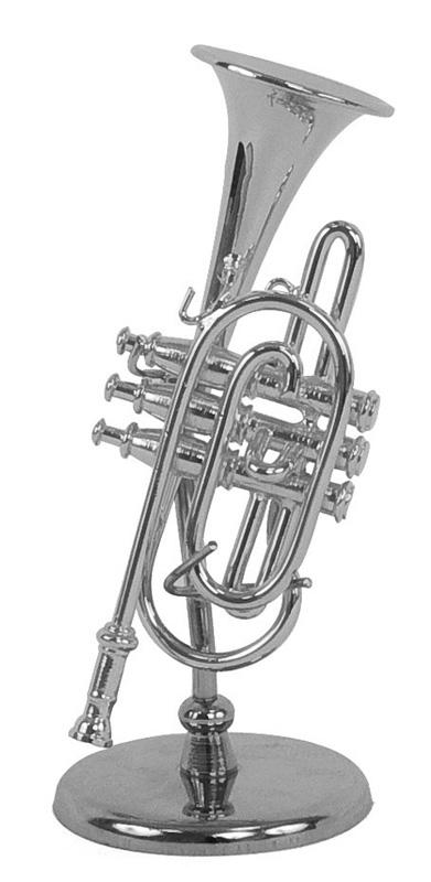 miniature instrument: post horn