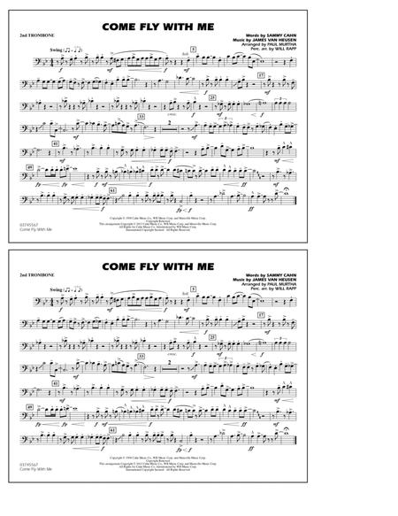 Come Fly With Me - 2nd Trombone