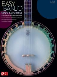 Easy Banjo Solo Favorites