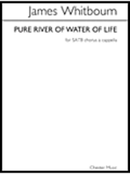 Pure River of Water of Life