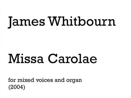 Missa Carolae (Introit and Kyrie)