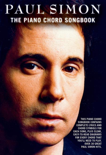 Paul Simon - The Piano Chord Songbook