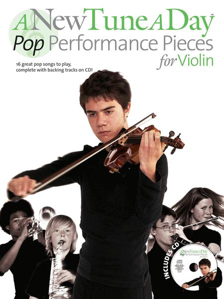A New Tune a Day - Pop Performances for Violin