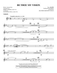 Be Thou My Vision - Violin