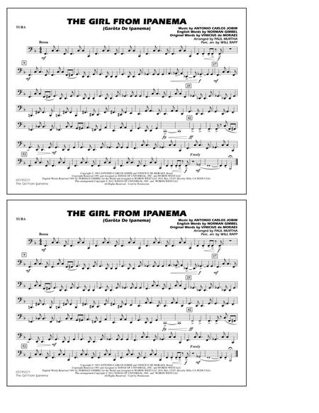 The Girl From Ipanema (Garota De Ipanema) - Tuba