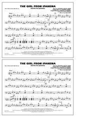The Girl From Ipanema (Garota De Ipanema) - Multiple Bass Drums