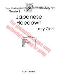 Japanese Hoedown