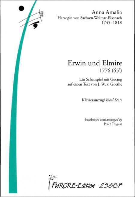 Erwin und Elmire (vocal score)