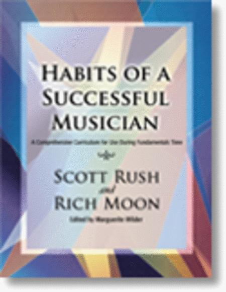 Habits of a Successful Musician - Alto Saxophone
