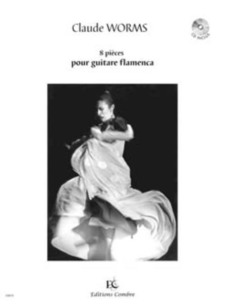 Pieces pour guitare flamenca (8)