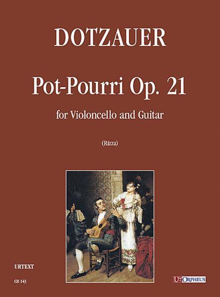 Pot-Pourri Op. 21