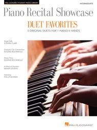 Piano Recital Showcase - Duet Favorites