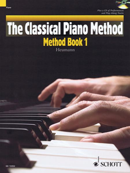 The Classical Piano Method - Method Book 1