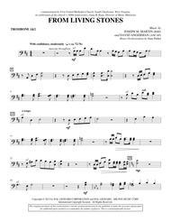 From Living Stones - Trombone 1 & 2