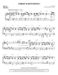 Christ Is Returning! - Rhythm Piano
